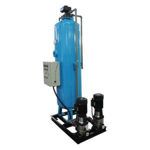 PLC는 자동적인 뒤 세척 석영 모래 필터를 통제한다