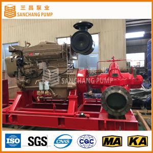 2017 de Hete Pomp van de Brandbestrijding van de Verkoop Met Dieselmotor
