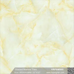中国フォーシャンのフロアーリングの石の建築材料の大理石の磨かれた床の壁のタイル(VRP8W894、800X800mm)