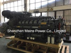reserve Britse Perkin van de Macht van de Classificatie 2500kVA 2000kw Diesel van de Motor Generator