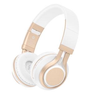 Портативные наушники Bluetooth стерео Headbands поддержка TF карты с микрофоном