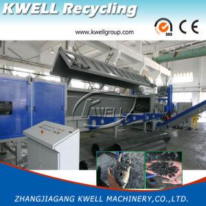 Пластиковый Дробильная установка/пластмассовые трубы большого диаметра для шинковки и измельчения