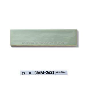 tegel van de Muur van het Ontwerp van de Marine van 65X266mm de Donkere Gemakkelijke en Comfortabele Binnenlandse