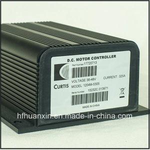 1205m-5603カーティス電気自動車36V/48Vで加えられるプログラム可能なDCの直巻電動機のコントローラ