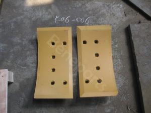 モーターグレーダーの端ビットのための幼虫によって曲げられる6y2805