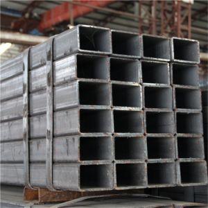 vierkante Buis van het Kanaal van het Chroom van het Metaal van 25X25mm de Enige Ingelaste