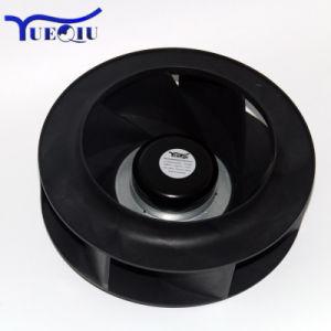 225mm rückwärtiger gebogener EC-zentrifugaler Ventilator für Luft-Reinigungsapparat