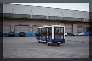 14 lugares de autocarro turístico com alta qualidade