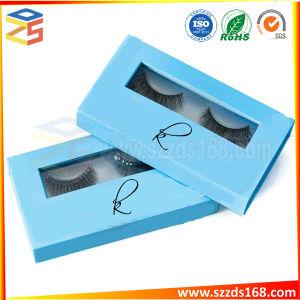 Fermeture à rabat magnétique imprimé personnalisé cosmétiques Boîte d'emballage, boîte cadeau en papier recyclable