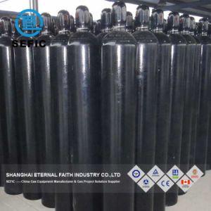 Высокого качества и высокой прочности 80L газовый баллон с азотом