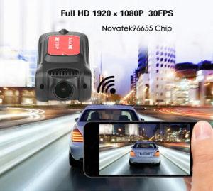 Gedankenstrich-Nocken-Fahrzeug-Flugschreiber WiFi Dashcam der Fabrik-neuer Technologie-FHD 1080P voller HD des Auto-DVR mit Auto-Kamera