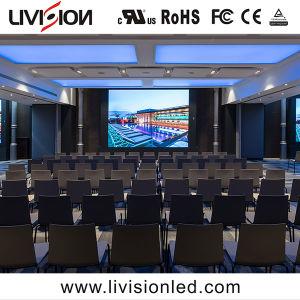 会議のためのP3.91 LEDのビデオ・ディスプレイスクリーンのパネル