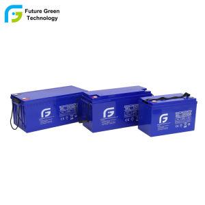 12v 110Ah Gel baratos batería solar China Proveedor