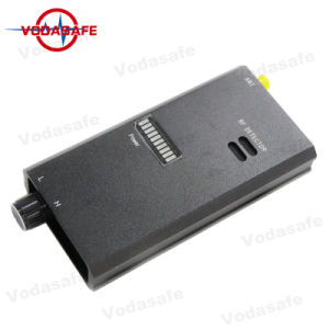 Detector inalámbrico toca cámara cableada Bug del sensor de lente de cámara del teléfono móvil Anti-Spy Anti-Candid Escáner, Cámara Oculta inalámbrica espía espía Detector, Detector de error