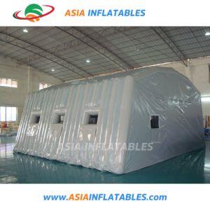 イベントのための膨脹可能なドームのテント、膨脹可能な緊急の医学の病院のテント、膨脹可能な緊急のテント