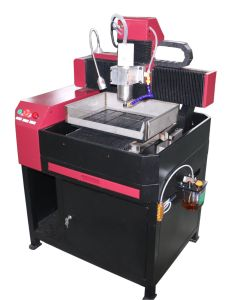 Knipsel van de Machine van de Gravure van de hoge Precisie het Mini jk-3020/Jade/Billboards/Pcv/Mould