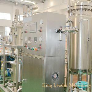 Drank Sprankelend Co2 die van de Mixer van de Drank het Vullen Machine mengen
