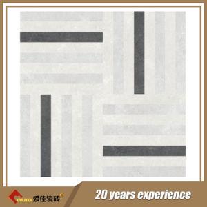 De grijze Tegel van het Patroon van de Bloem voor Decor