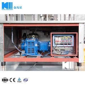 Elektrische abfüllende Verpackungsmaschine für Weinproduktion-Zeile