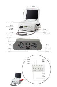 80W LED Médicos Fuente de luz fría cámara