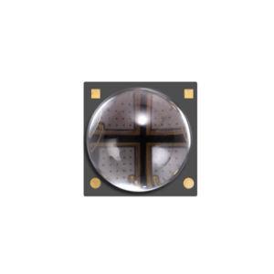 Alta potencia de 365nm con un ángulo de 60gegrees diodo LED
