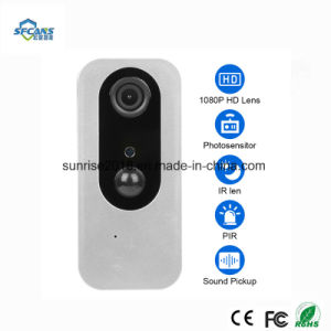 Intelligenter drahtloser video Mini-Hauptbau der IP-Digital WiFi Kamera-1080P in der Batterie