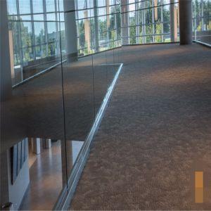 Ce/CSA/SGCC/As2208 증명서 아파트를 위한 유리제 알루미늄 U 채널 유리제 방책