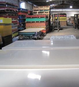De kleurrijke/Bladen van het Perspex/Gegoten AcrylBlad voor LEIDEN Licht Vakje