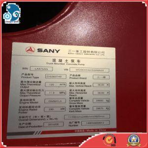 ぬれ具体的な8X4秒針のSanyのベンツの具体的なポンプトラックの中継(2012year)