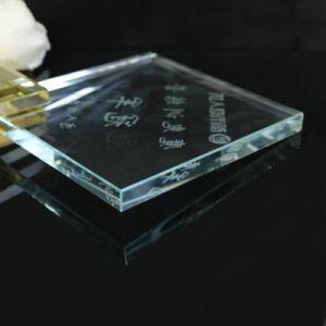 Trofeo de cristal personalizado High-Grade Trofeo Estrella creativa