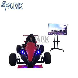 Carro de corrida de F1simulador de VR