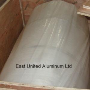 Сплав из алюминиевой фольги 1235/8011 с мягкими невезение
