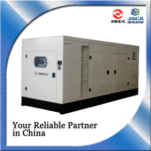 de Dieselmotor Aangedreven Reeks van de Generator 19-375kVA Weifang