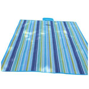 防水カーペット毛布屋外浜のキャンプのピクニックマットの中国の製造業者