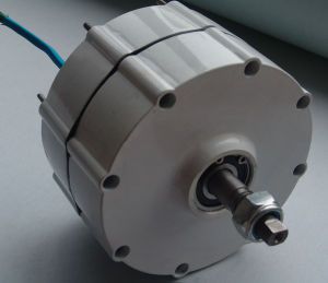 Dauermagnetgenerator Wechselstrom-500W niedriger U/Min 48V (SHJ-500M2)