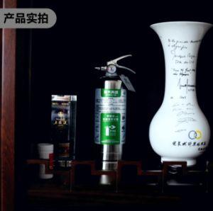 Handfeuerlöscher mit Edelstahl-Zylinder