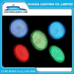 Multi indicatore luminoso subacqueo della piscina di colore 24W PAR56 LED