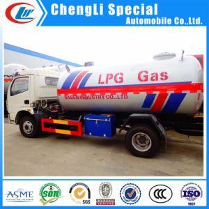 販売のためのFAW 6X4 LPGの移動式満ちるトラック