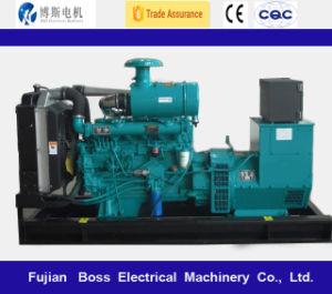 50Hz 500kw 625kVA Wassererkühlung-leises schalldichtes angeschalten worden durch Cummins- Enginedieselgenerator-Set-Diesel Genset