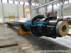 アルミ鋳造システムのためのカスタムロングストロークの縦の鋳造の水圧シリンダ