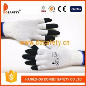 Ddsafety 2018 13 Antistatische Handschoenen van de Vinger van de Maat Witte Nylon Halve