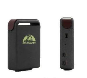Mini-GPS Tk102-B mit SIM Einbauschlitz-und Draht-Auto-Aufladeeinheiten