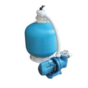 Filtri a sacco commerciali della piscina della vetroresina di trattamento delle acque da vendere