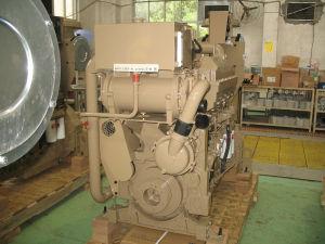 373kw 물 Cummins 냉각 바다 추진력 디젤 엔진 Kta19-M500