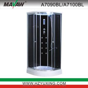 Cabina de ducha con Sectorial bajo la bandeja (A7090BL,7100BL)