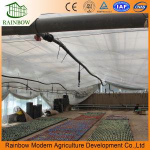 폴리탄산염 예비 품목을%s 가진 Agricola를 위한 큰 유리제 온실