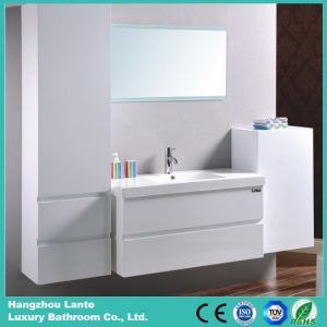 La moderna colgado en la pared alto brillo elegantes muebles de baño (LT-C051)