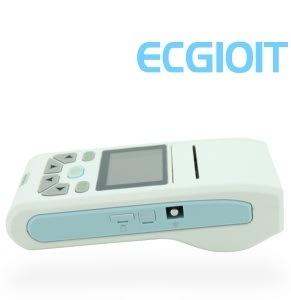 Экг с портативного устройства с одним каналом сертификат CE Meditech группы