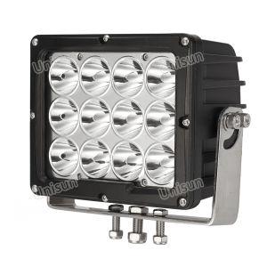 Resistente al agua 12V-24V 120W de alta potencia de luz LED de trabajo