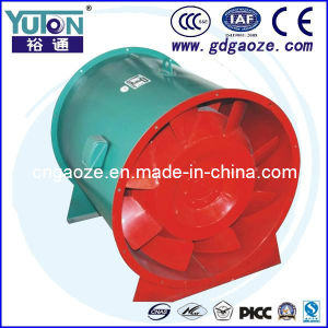 Ventilateur d'extraction axial de fumée